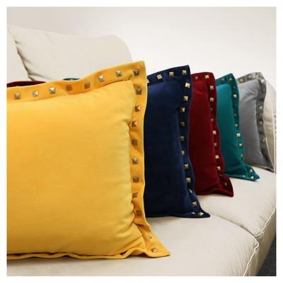 Red Haworth Throw Pillow 40x40 Lush Décor Products Custom Lush Decor Throw Pillows