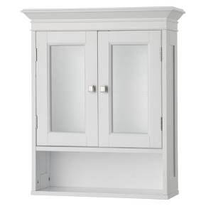 Genial The Fieldcrest Wall Cabinet Is A Lovely Accent Piece For Your Bathroom,  Office Or Entryway