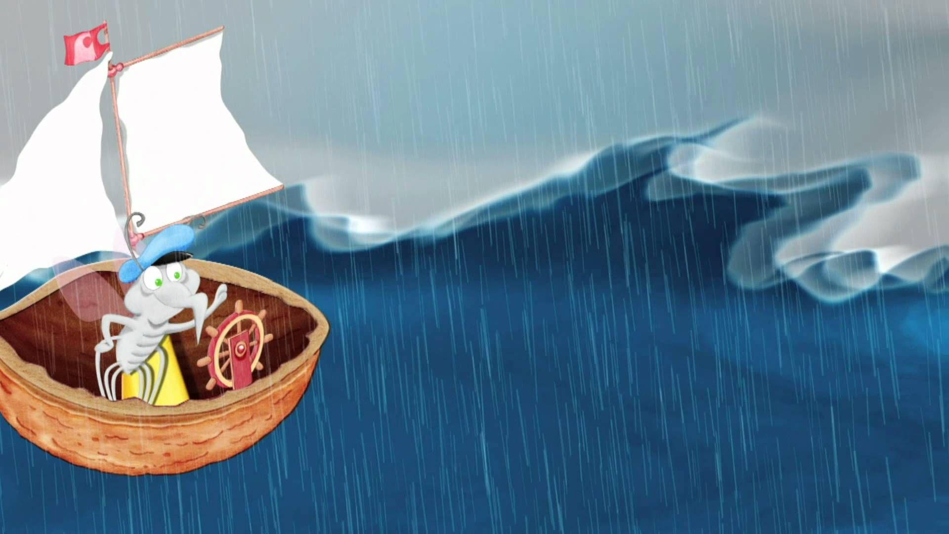 Cantajuego Un Barquito De Cascara De Nuez Barcos Nuez Animales Marinos