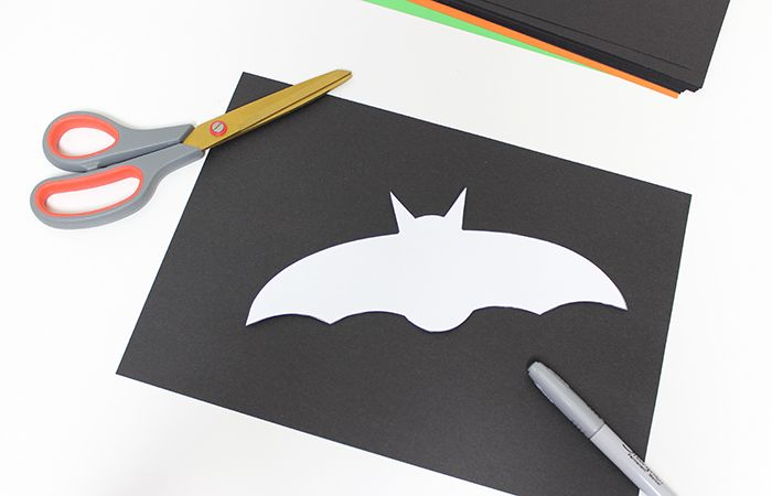 Halloween Shape Printable Templates | A Lovely Look