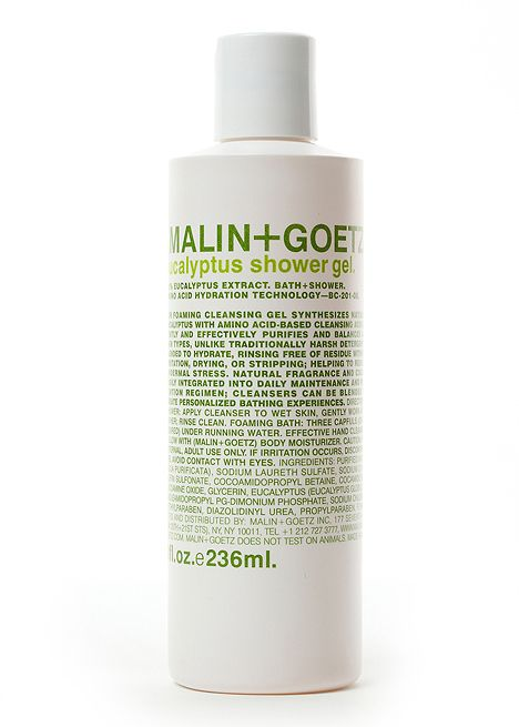 Malin + Goetz Shower Gel