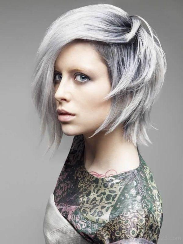 Heißesten Grau Coolsten Frisuren Für Frauen Neuefrisuren Frisuren