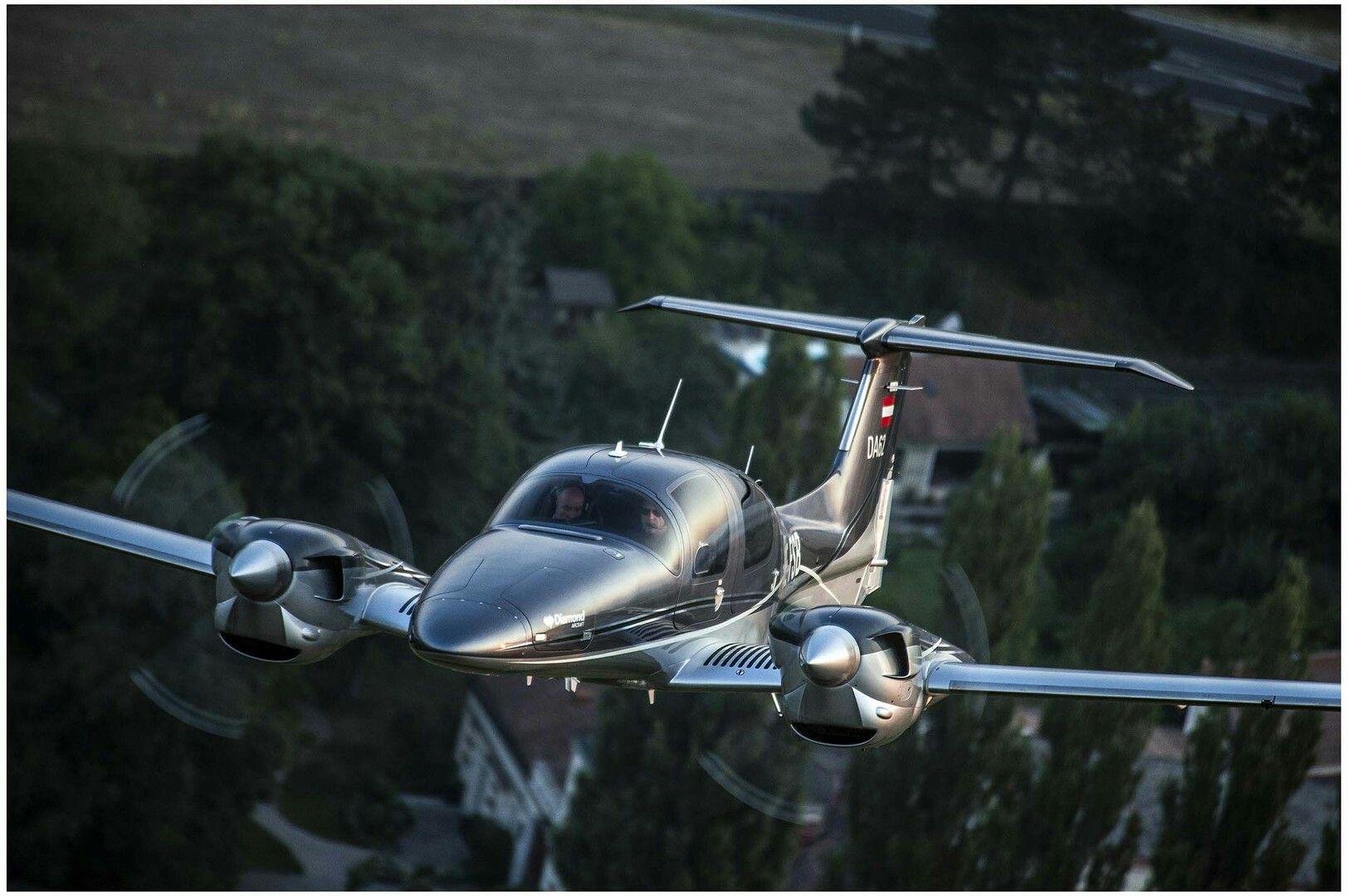 Diamond DA62   Prop Planes   Private plane, Airplane