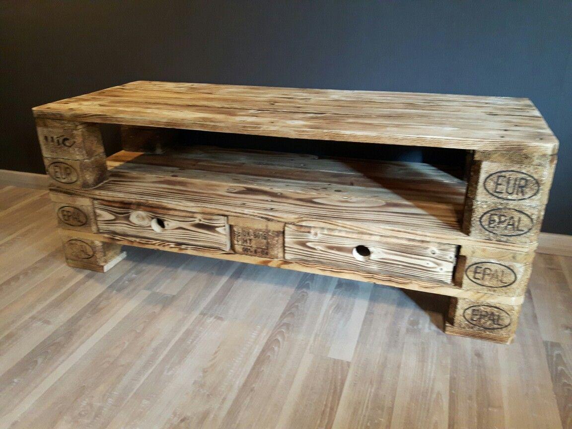 fernsehtisch selber machen. Black Bedroom Furniture Sets. Home Design Ideas