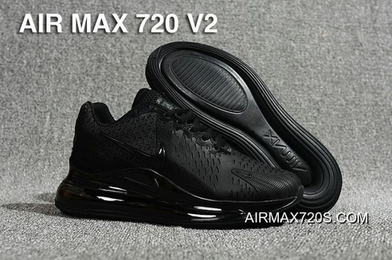 Men Nike Air Max 720 V2 Running Shoes KPU SKU:168919 531
