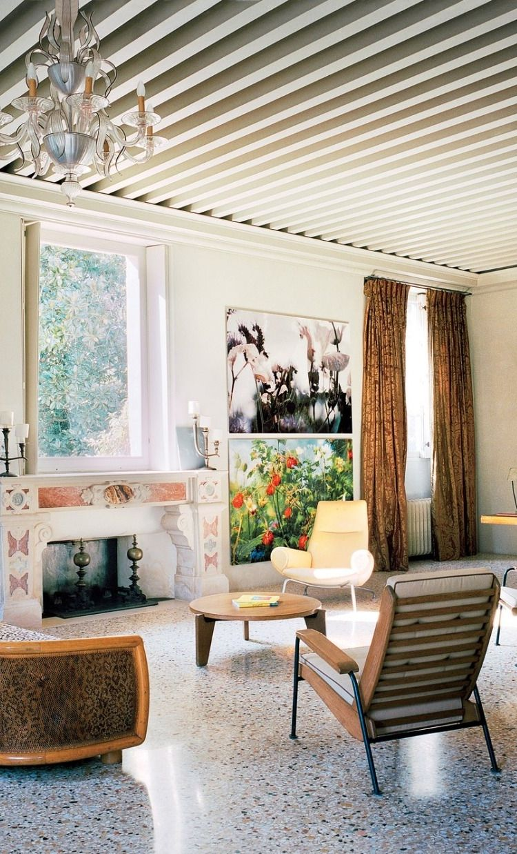 Beautiful Living Rooms: Best Living Rooms In Vogue—Photos