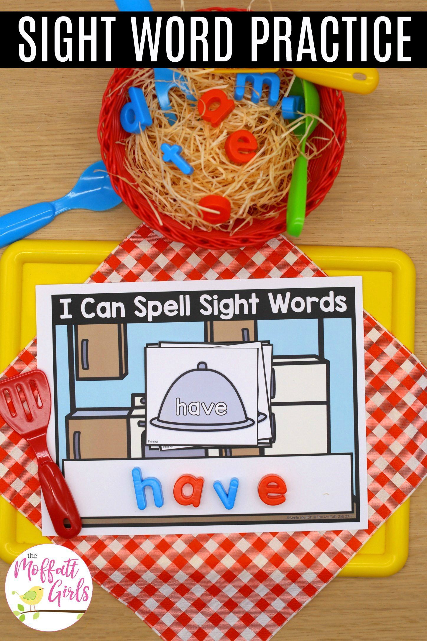 Sight Words Hands On And Fun Practice With Images