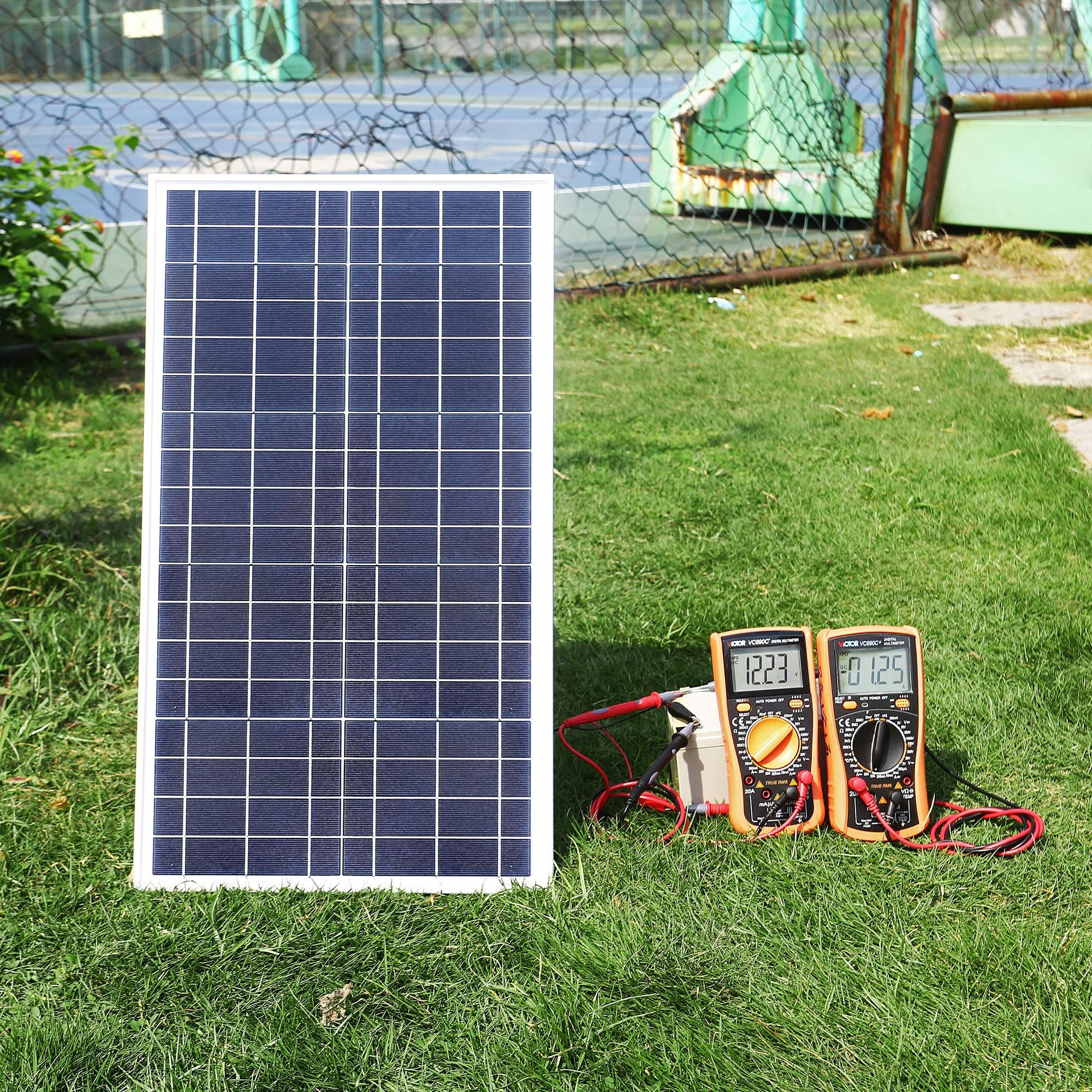 Suner Power 30 Watts 12v Off Grid Solar Panel Kit Waterproof 30w Solar Panel Photocell 10a Solar Charge Controller Solar Panels Off Grid Solar Panels Solar