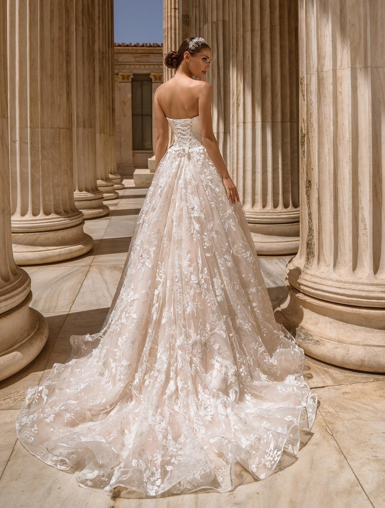 37++ Corset wedding dress information