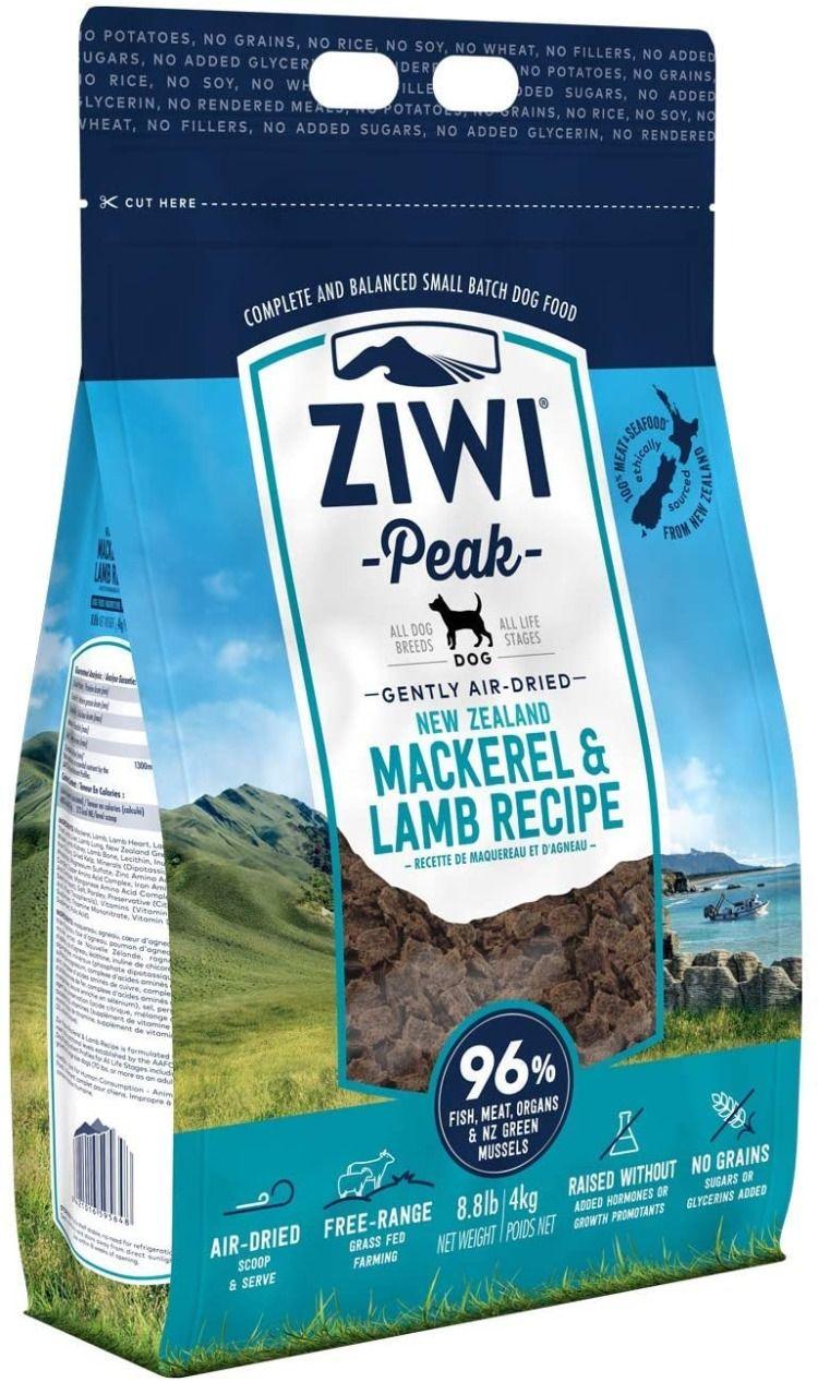 Ziwi peak airdried dog food recipe in 2020 dog food