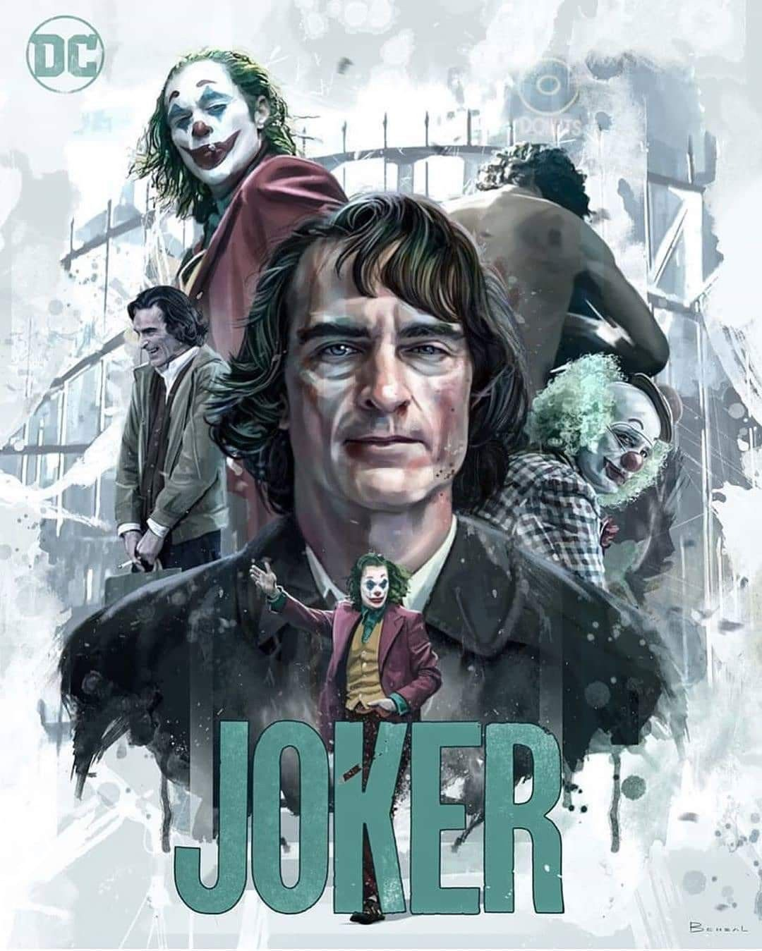 Joker Fan Made Poster Joker Poster Joker Joker Art
