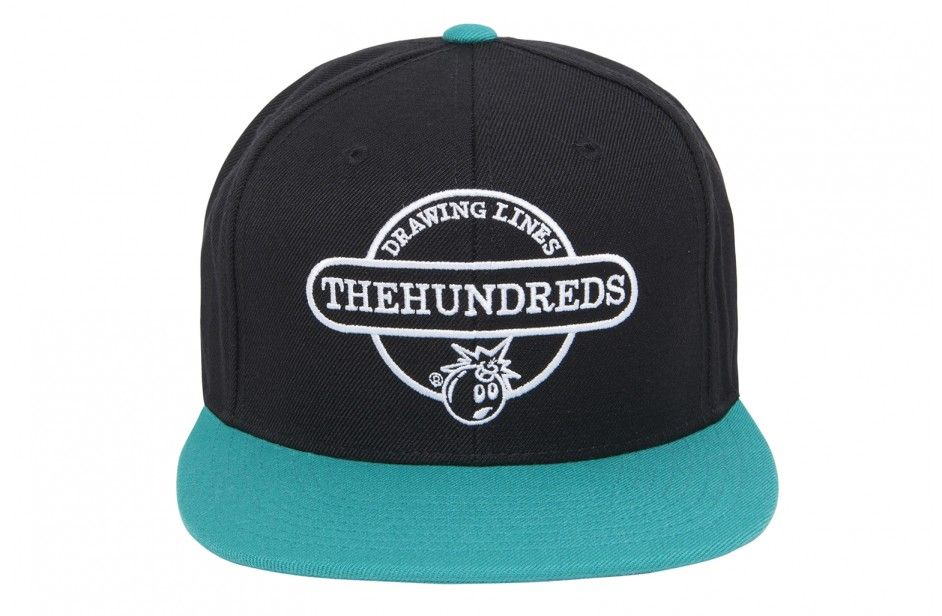 0a67883ced0 Black Town Snapback Cap ( 29.00) from The Hundreds