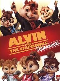 Alvin And The Chipmunks The Squeakquel Alvin And Chipmunks