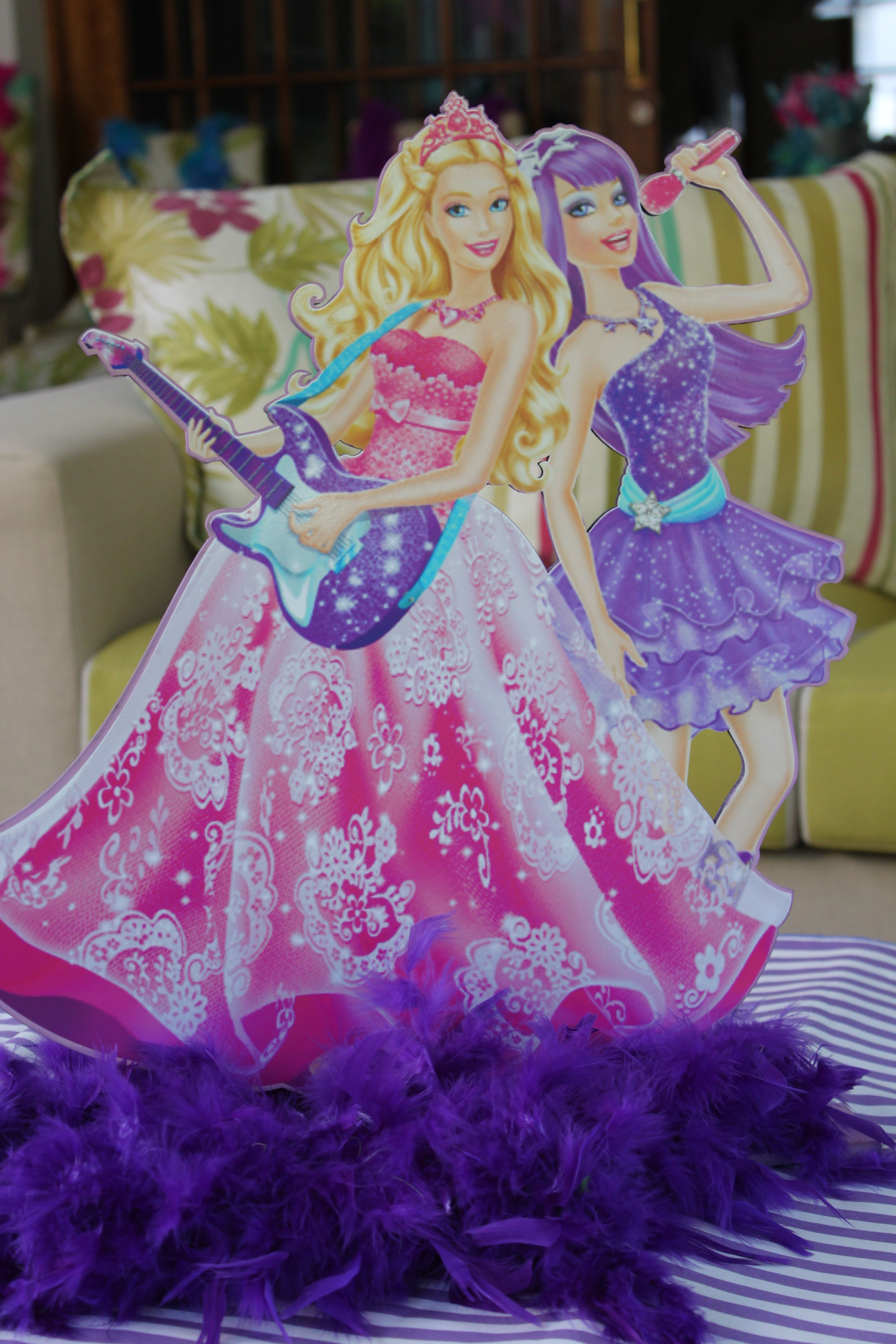 Barbie And The Pop Star Barbie And The Pop Star