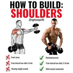 the 4week dumbbell workout plan part 4 shoulders