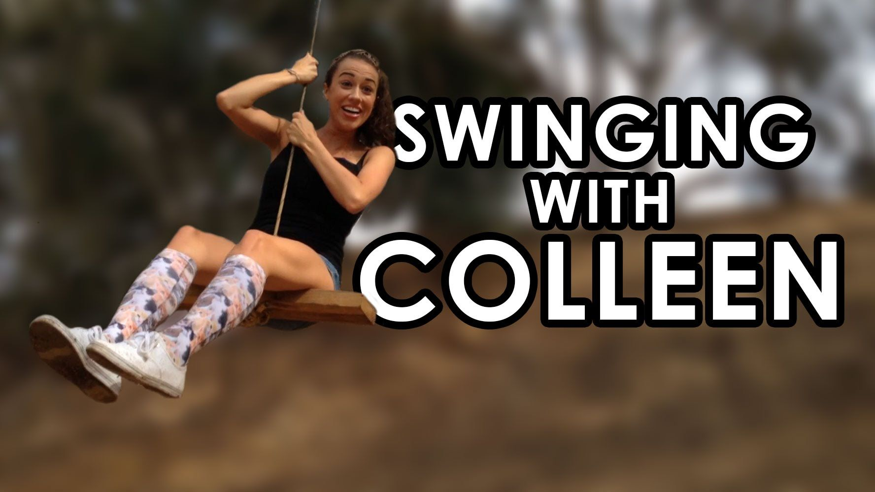 Swinging with Colleen