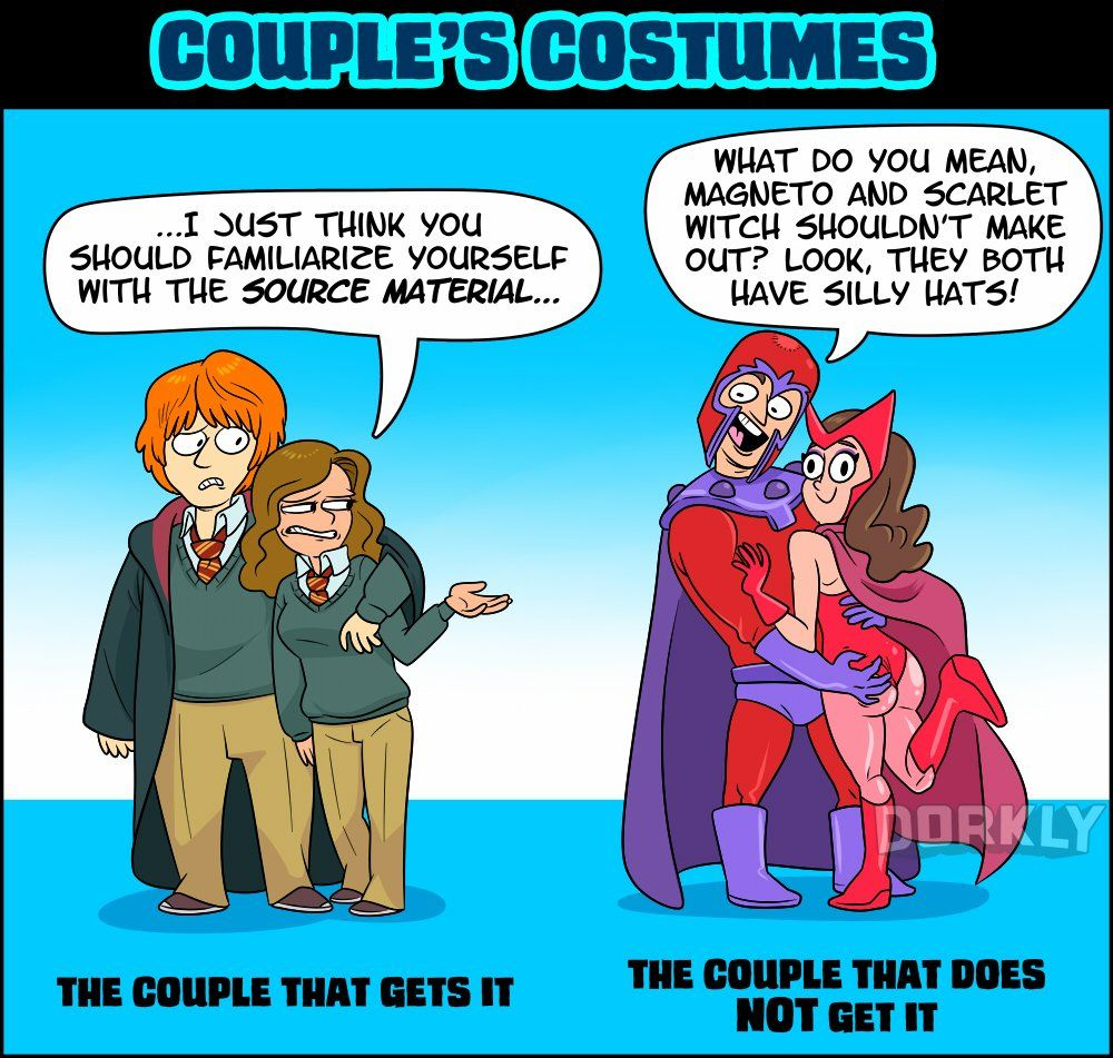 The Nerdy Costumes You'll See This Halloween | Nerd memes ...