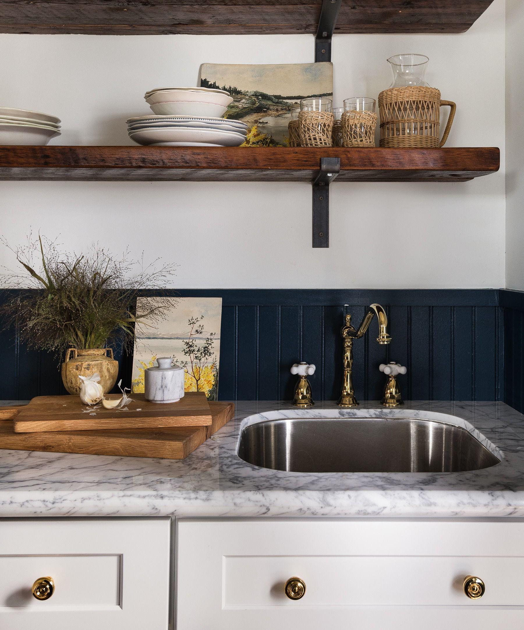 The Cabin + The Snug | Heidi Caillier | Home decor kitchen ...