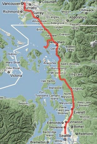 How Do You Get To Vancouver Island From Seattle