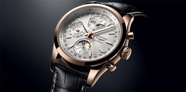 "Longines has revealed the new Conquest Classic Moonphase, a timepiece that celebrates the ""refined elegance of equestrian sports""."