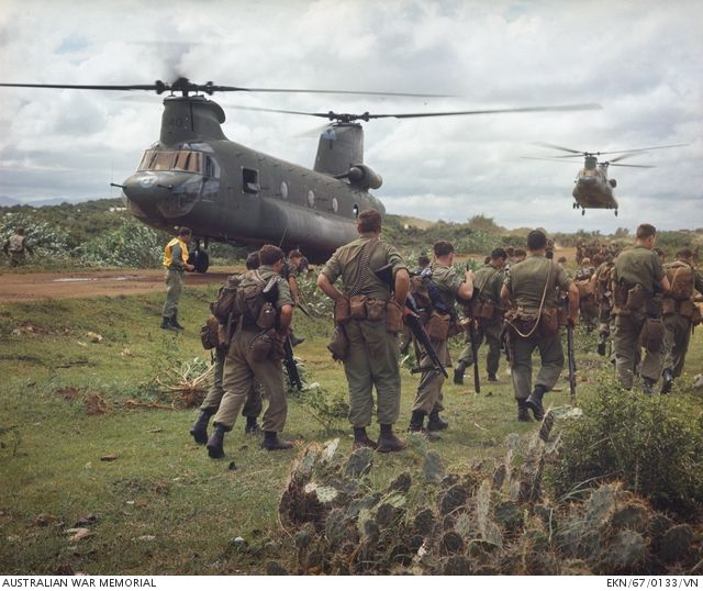 australia in the vietnam war The anniversary of menzies' fateful decision to commit troops to the escalating war in vietnam marks a turning point that is at least as significant as the gallipoli landings for australia today.