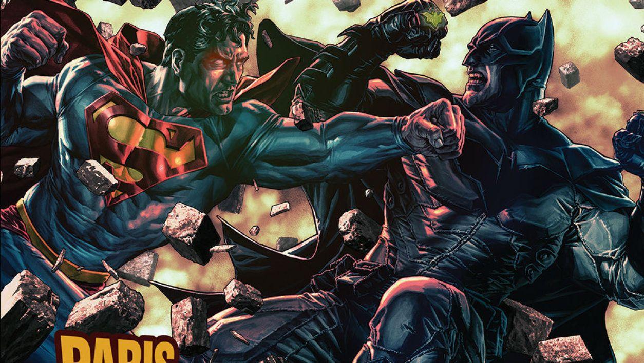 Paris Comics Expo: les super-héros débarquent dans la capitale