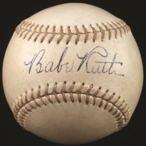 Collecting and investing in Babe Ruth baseball cards and autographs: http://www.baseballcardinvestment.com/babe-ruth-baseball-cards-and-autographs/