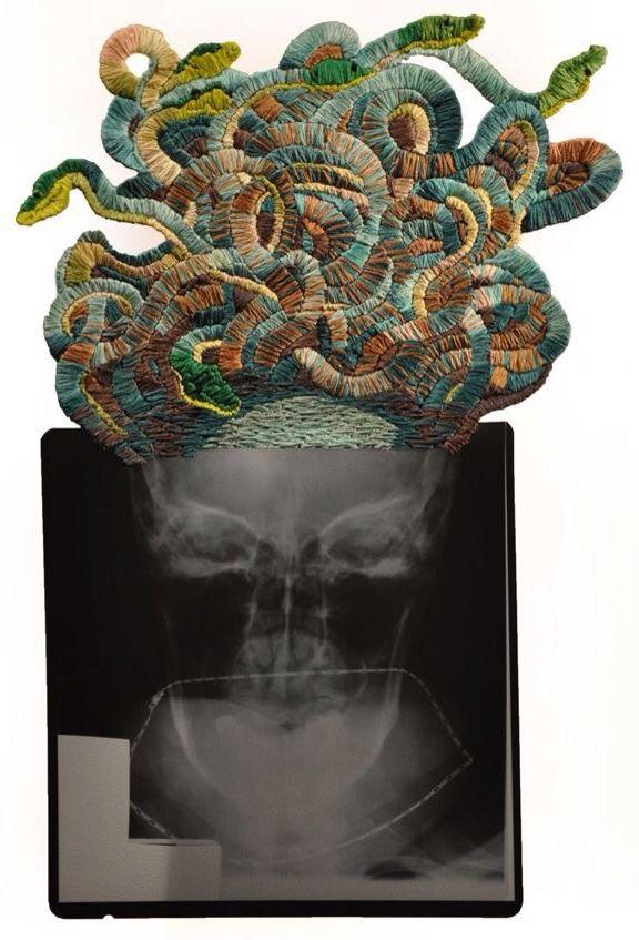 Avatar #5, Medusa by Matthew Cox (2011)