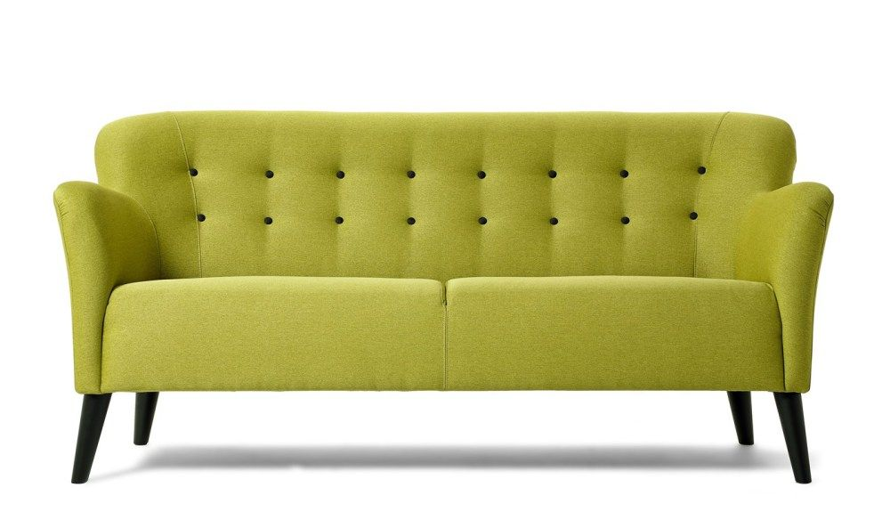 retro sofa lime furniture pinterest. Black Bedroom Furniture Sets. Home Design Ideas