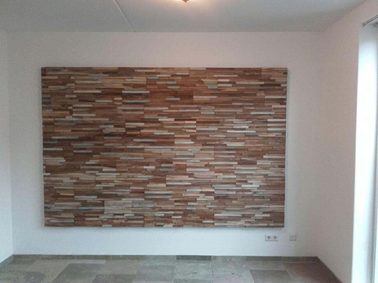 Baja houtstrips voor een mooie sfeer in uw woonkamer,woodindustries ...