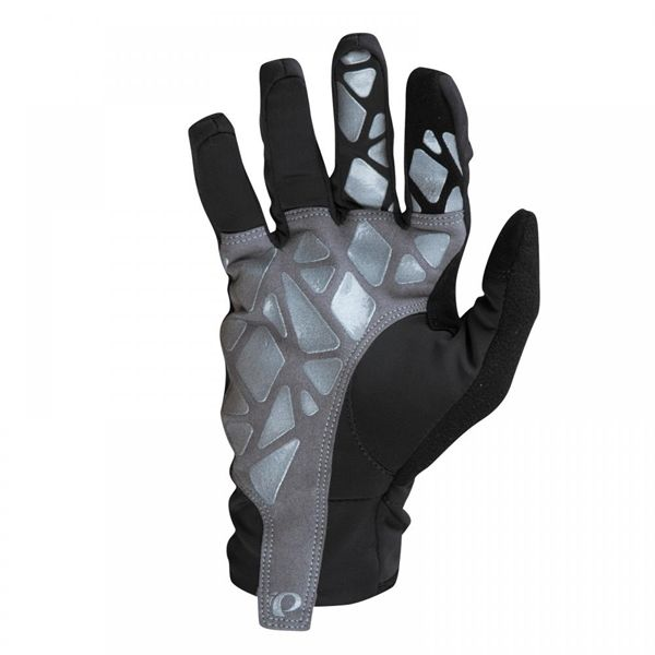 The Pearl Izumi SELECT soft-shell bike gloves keep your hands protected from the cold, blustery winds when riding in cool weather.