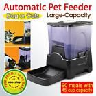 Automatic Pet Feeder Programmable 90 Meal Cat Dog Puppy Bowl Food Dispenser