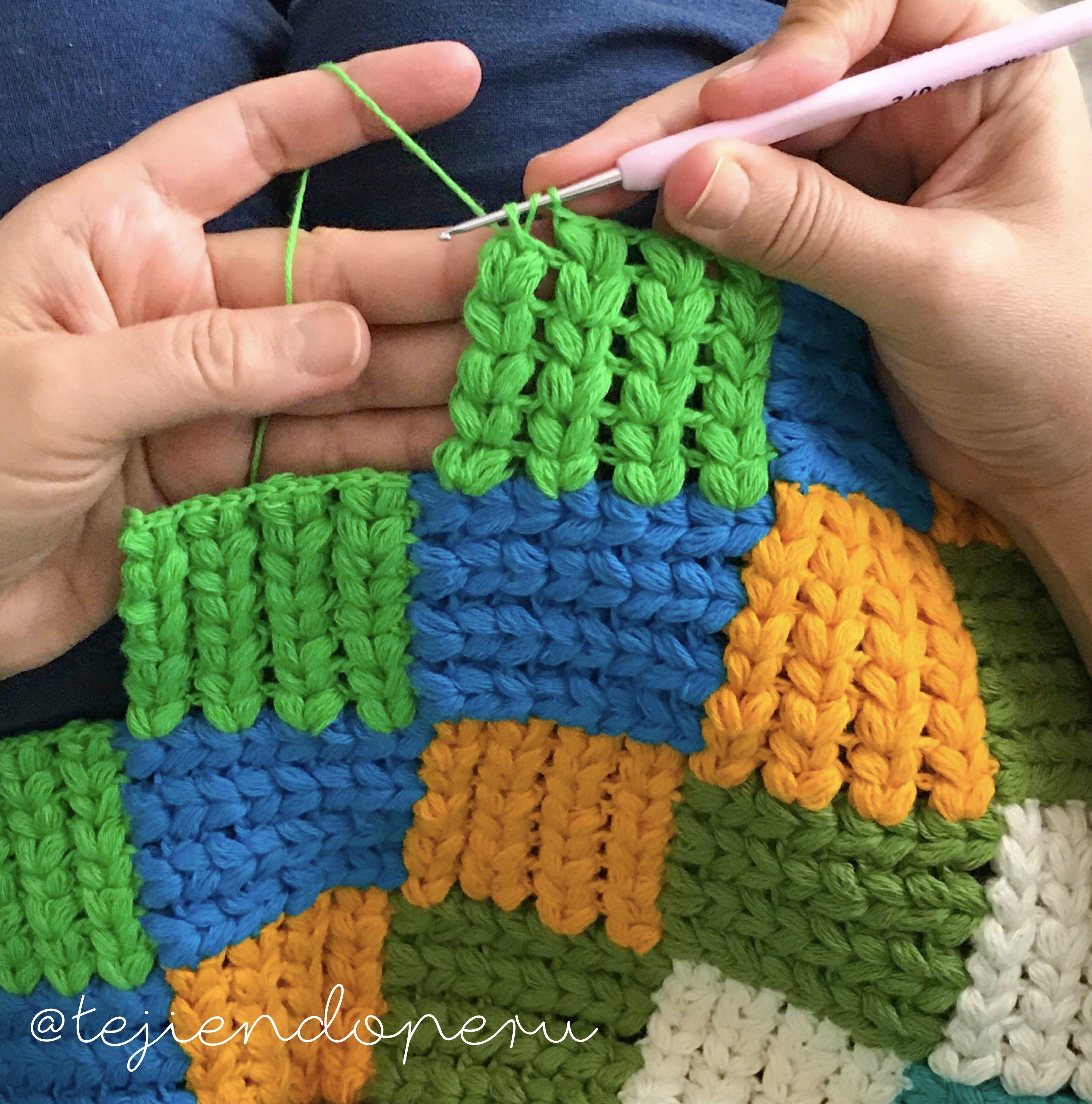Crochet punto entrelac trenzado cable entrelac crochet stitch crochet punto entrelac trenzado cable entrelac crochet stitch video tutorial bankloansurffo Gallery