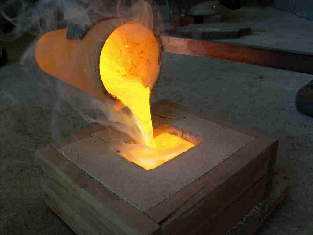 22 best casting backyard foundry images on pinterest metal