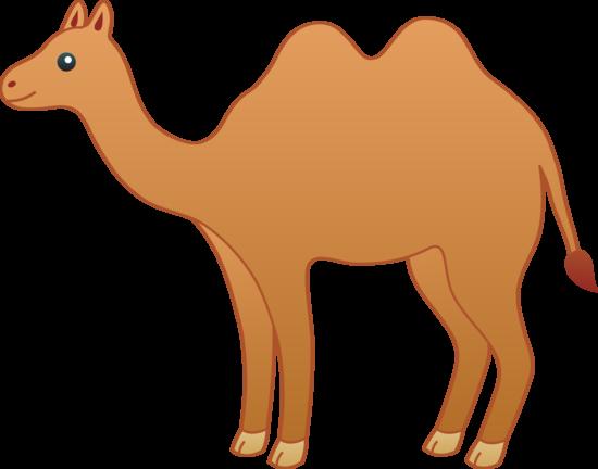 camel clip art cute brown camel clip art initial k