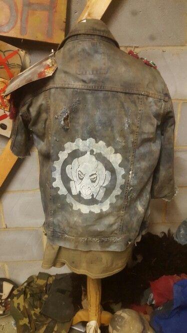 Dust monkey jacket