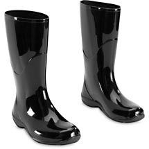Cheap Black Rain Boots - Cr Boot
