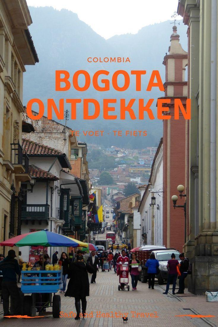 , Bogota ontdekken; te voet, te fiets en vanuit de lucht – Colombia, Travel Couple, Travel Couple