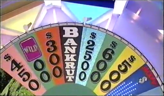 Image Result For Wheel Of Fortune Bankrupt Wedge Wheel Of