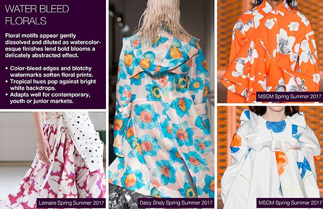 """""""#Trendstop Print trends on #WeConnectFashion. SS 2018 Insight: Sao Paolo Season-less Show"""