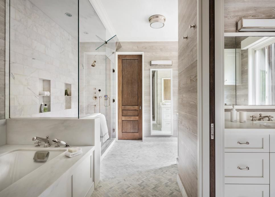 30 Gorgeous Kitchen And Bathroom Design Ideas Hgtv Luxury Hotel Bathroom Master Bathroom Design