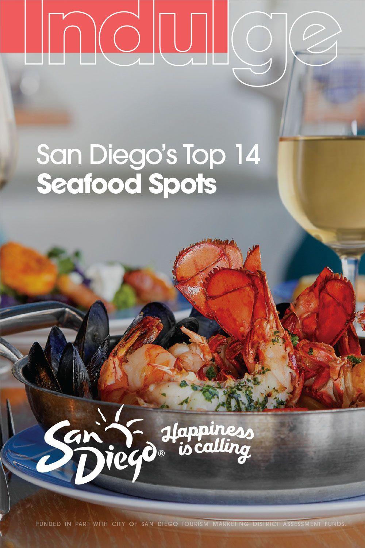 San Diego S 14 Best Seafood Spots San Diego Restaurants Best Fish Restaurant San Diego Vacation