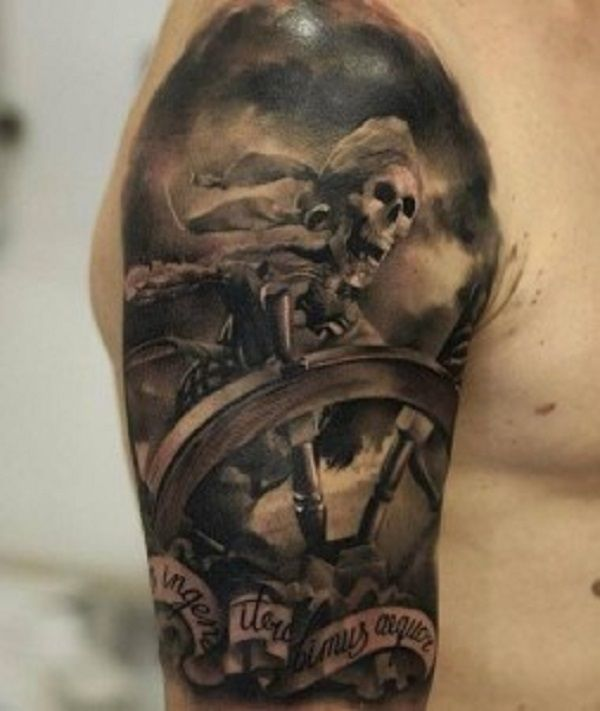 60 Awesome Dragon Tattoo Designs For Men: 60 Awesome Arm Tattoo Designs