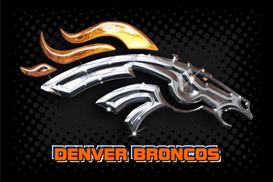 Denver Broncos Logo Pictures Iphone Mobile Wallpaper Psp