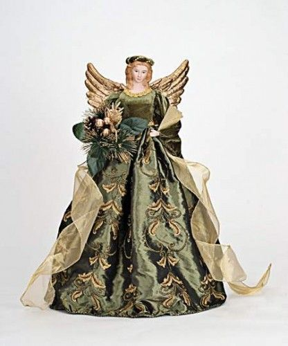 Small Angel Christmas Tree Topper: Angel Tree Toppers - Google Search
