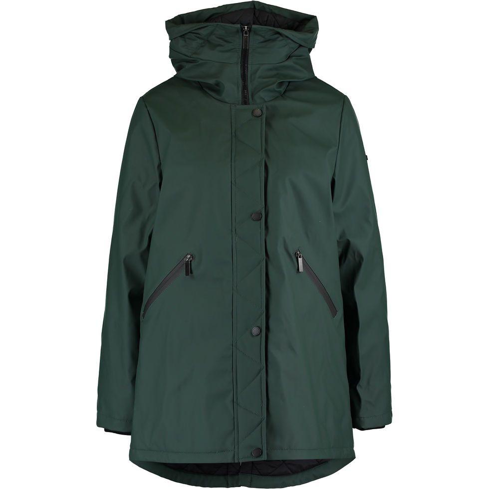 Forest Green Parka Coat - Coats - Jackets & Coats - Clothing ...