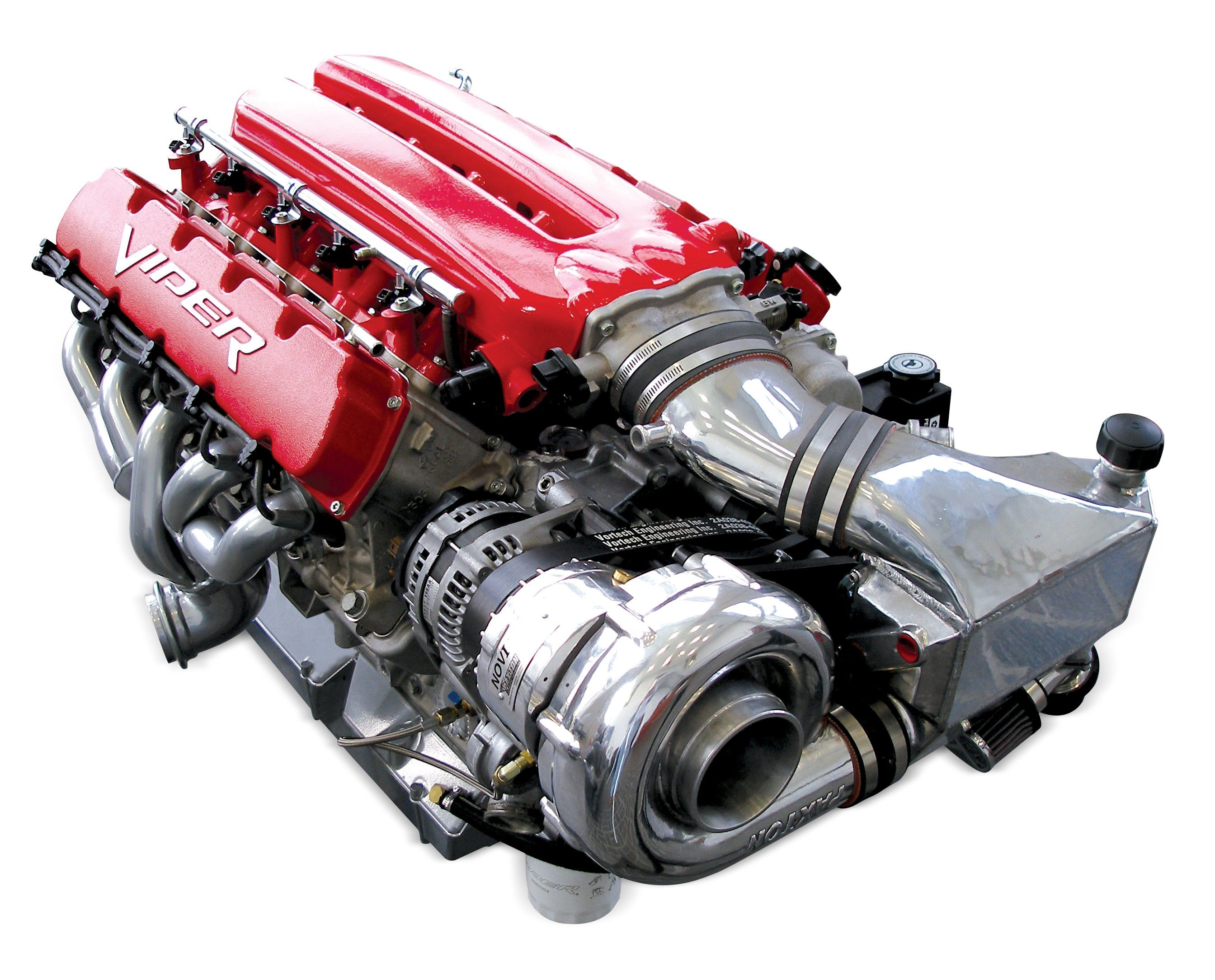 2003-2006 Dodge Viper SRT-10 Supercharger System | Paxton