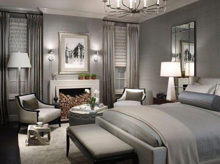 33 Amazing Luxury Bedroom Inspirations Bedroomdecor Bedrooms Bedroomdesign Luxury Bedroom Inspiration Classy Bedroom Woman Bedroom