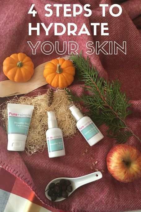 The Fall Skin Care Routine For Maximum Hydration