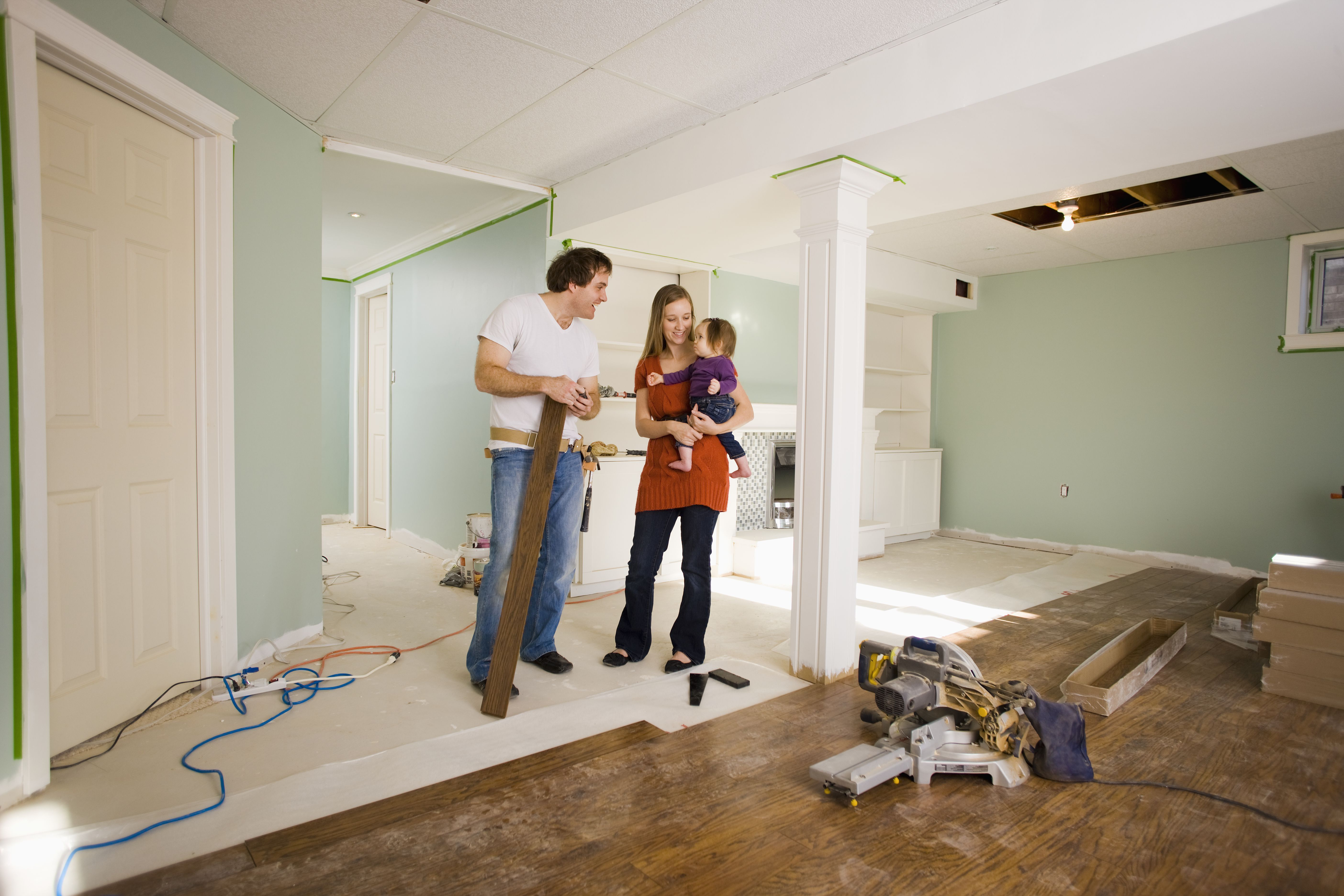 What Are Your Best Basement Flooring Options Basement Flooring - Best flooring for moist basement